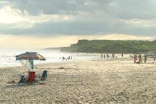 Ditch-beach