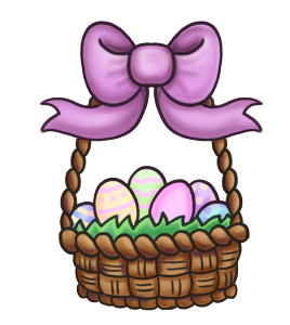 LaughingDeerStudio-EasterBasket