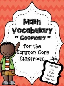 Math Voc Cover