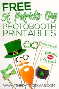St Pat Photo Booth