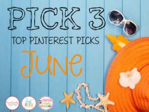 Main Pick 3 Graphic June