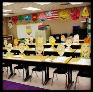 Selfies-School Kids