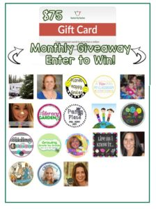 August 2016 $75 Giveaway 2