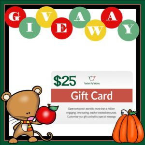 25-tpt-gift-card-giveaway-an-apple-for-the-teacher-november-6-2016